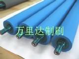 供应各种规格橡胶辊  聚氨酯胶辊 玻璃胶辊