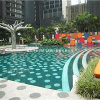 广州泳池工程 广州泳池工程哪家好 珠江新城岭峰W酒店