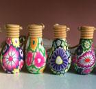 供应软陶瓶-保龄球-迪沃工艺品