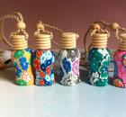 供应软陶挂件香水瓶-花瓶-迪沃工艺品