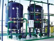 湖水作为水源的纯水处理设备