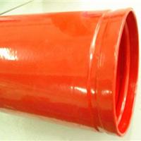 供应涂塑钢波纹管热浸塑钢管