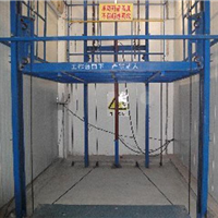 供应厂房升降货梯