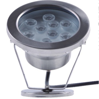 供应LED水底灯 RGB LED 水下喷泉灯