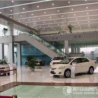 供应500*1500微孔冲孔汽车4S店天花板天花板