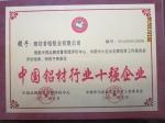 中国铝材行业十强企业