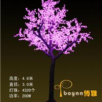 供应LED仿真树图片 LED仿真树厂家