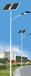 内蒙古包头太阳能路灯厂家