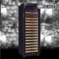 斯维沃 168瓶装 压缩机酒柜 触摸屏红酒柜