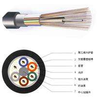 供应GYTA 2芯室外层绞式多模光缆