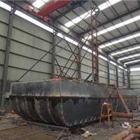 青州凯翔专业生产自卸式吸沙船