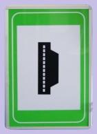 厂家供应道路光电标志 紧急停车带标志