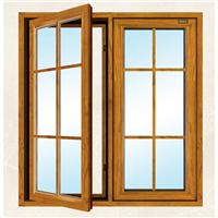 江阴永信铝业铝木复合系列门窗型材招商