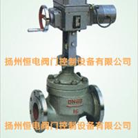 ZAZM电动调节阀 ZAZM-40 ZAZM-64 DN25 DN32