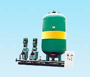 供应苏州无锡镇江全自动落地式膨胀水箱