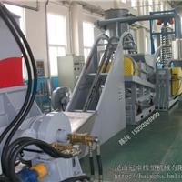 供应橡胶硫磺母粒造粒机