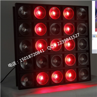 LED25头矩阵灯演出舞厅慢摇吧25头矩阵灯