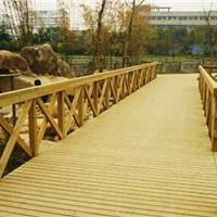 供应上海防腐木厂家