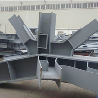 供应河南高频焊接H型钢郑州高频焊接H型钢
