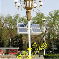 河南太阳能LED中华灯 新农村中华灯