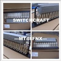 供应跳线盘、调音台MT48FN