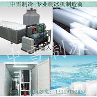 供应中雪50吨块冰机冰砖机/50吨块冰机冰砖机价格方案