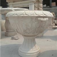 供应天然石材花盆