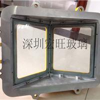 深圳宏旺灯具玻璃厂专业生产各种灯具玻璃