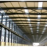 大跨度轻质承重屋面板