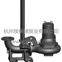 供应埃梯梯(ATT)水泵 WQ系列潜水排污泵