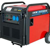 供应5kw汽油发电机