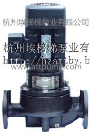供应埃梯梯(ATT)水泵 SV系列管道循环泵