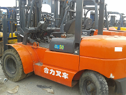 供应二手合力5吨叉车价格【大5吨、小5吨】