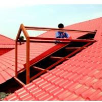 民房改造屋面瓦、树脂材料、抗老化合成树脂