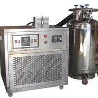 供应DWC-196冲击试验样液氮低温槽