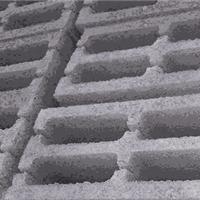 厂家直销混凝土空心砌块规格齐全