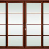 供应推拉门安装_鸿泰铝合金门窗