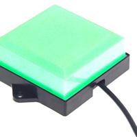 供应LED方形点光源/内控方形点光源