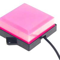 供应外控方形点光源、100MM方形点源