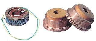 供应电机换向器,电机铜头,电机碳刷