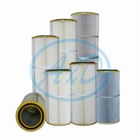 供应粉末回收滤芯 滤筒 专业之选深圳安庆达