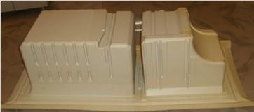 上海APVC厚片吸塑 利久厚片吸塑制品厂家
