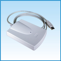 供应西安DH3120U ID卡读卡器 医保读卡器 门诊卡