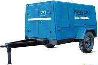 供应上海维尔泰克恺撒柴油移动式螺杆空压机