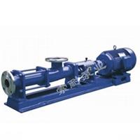 供应G型螺杆泵