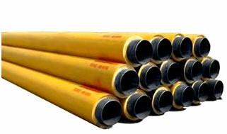 供应高密度聚乙烯聚氨酯发泡保温钢管价格