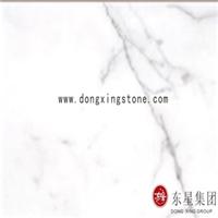 东星石材 大量供应 进口天然大理石 雪花白