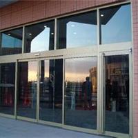 专业维桂城自动玻璃门,桂城松下平移感应门