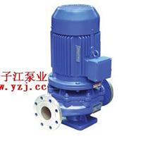供应管道泵:ISG型立式空调泵