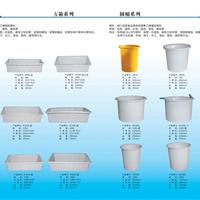 供应食品级塑料圆桶/泡菜塑料桶/圆形敞口桶